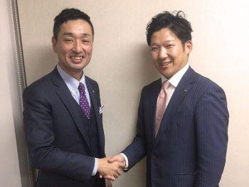 株式会社ダイドー 常務取締役 田中様