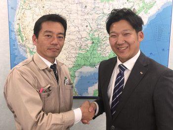 宮崎精鋼株式会社 取締役 海外事業部長 宮崎 元伸様